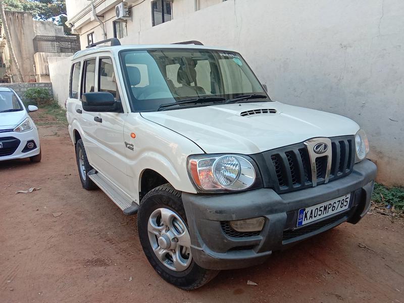 Used 2014 Mahindra Scorpio Car In Bangalore