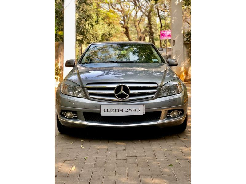 Used 2011 Mercedes Benz C Class Car In Pune