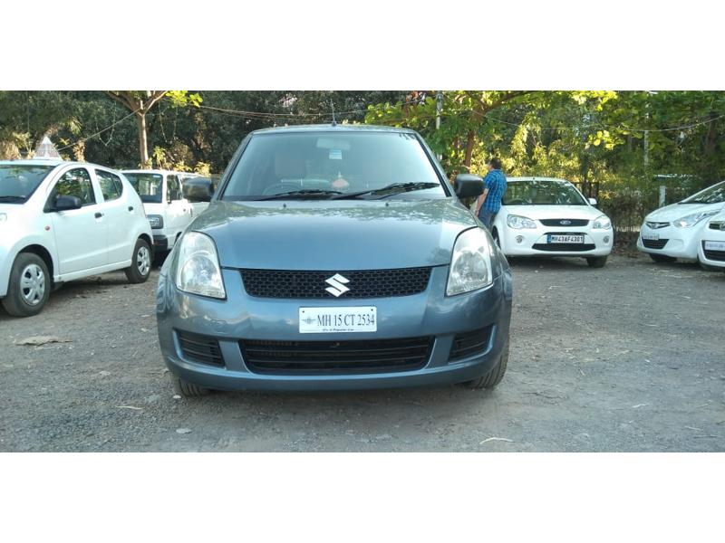 Used 2010 Maruti Suzuki Swift Car In Nashik