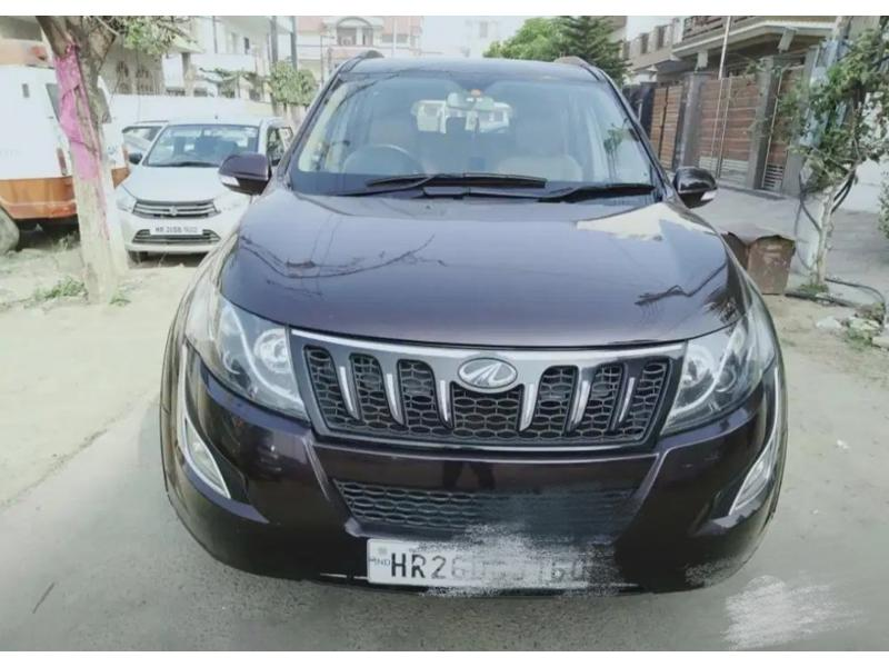 Used 2017 Mahindra XUV500 Car In Gurgaon