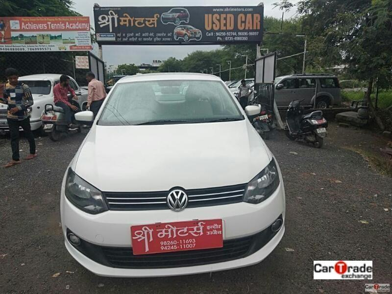 Used 2014 Volkswagen Vento Car In Khandwa