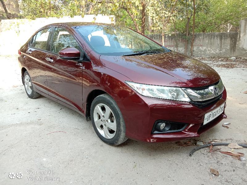 Used 2015 Honda City Car In New Delhi