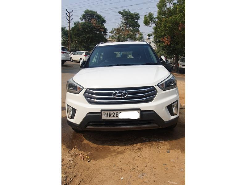 Used 2016 Hyundai Creta Car In New Delhi