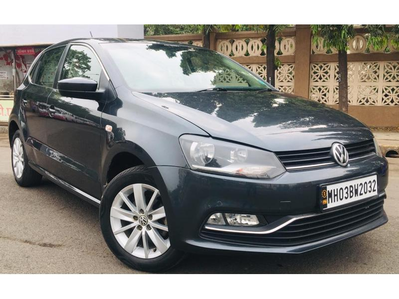 Used 2015 Volkswagen Polo Car In Thane