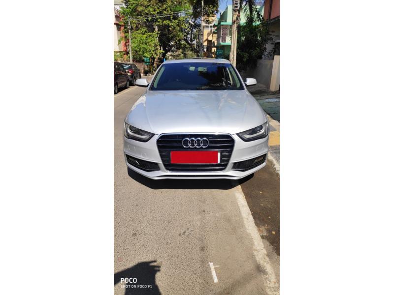 Used 2013 Audi A4 Car In Bangalore