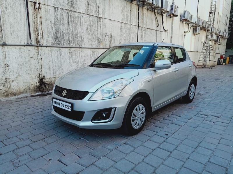 Used 2014 Maruti Suzuki Swift Car In Thane