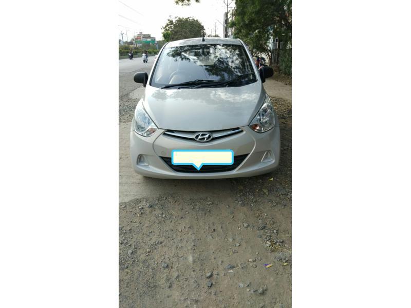 Used 2012 Hyundai Eon Car In Ujjain