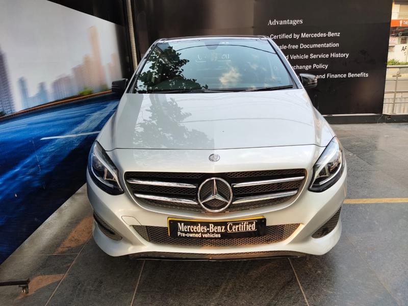 Used 2016 Mercedes Benz B Class Car In East Godavari