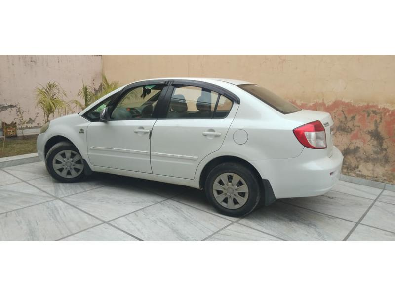 Used 2012 Maruti Suzuki SX4 Car In Zirakpur