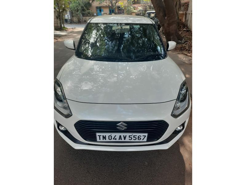 Used 2018 Maruti Suzuki Swift Car In Chennai