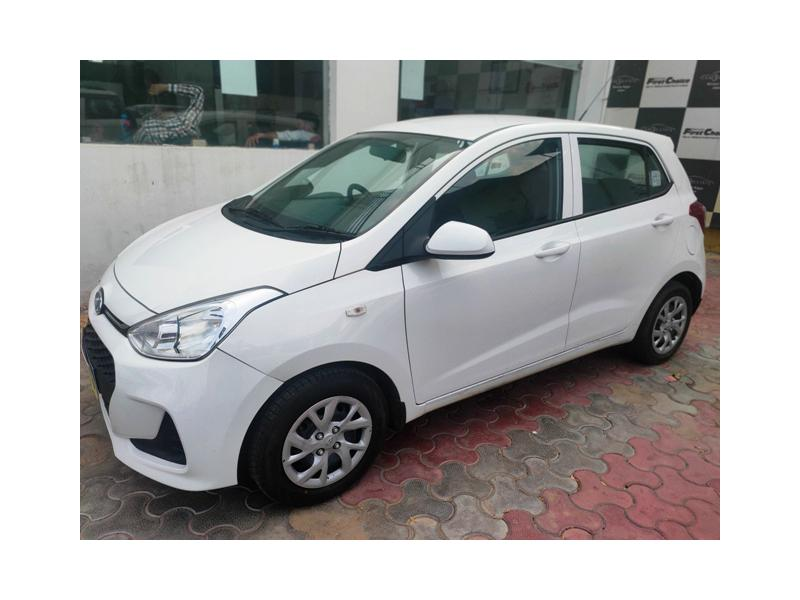 Used 2018 Hyundai Grand i10 Car In Dausa