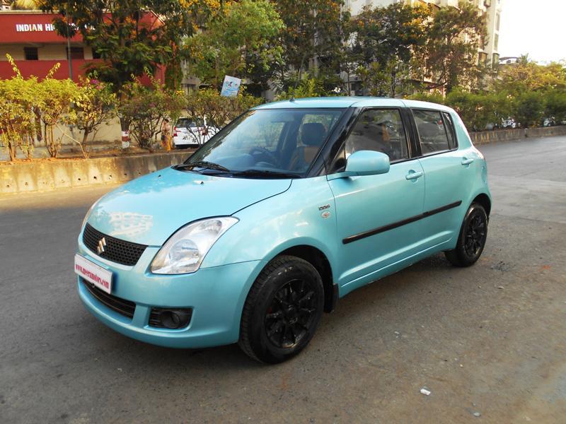 Used 2009 Maruti Suzuki Swift Old Car In Mumbai
