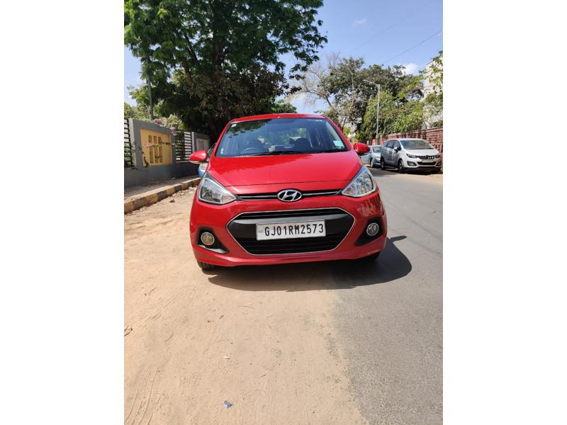 Used 2015 Hyundai Xcent Car In Ahmedabad