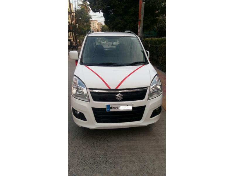 Used 2014 Maruti Suzuki Wagon R 1.0 Car In Khandwa
