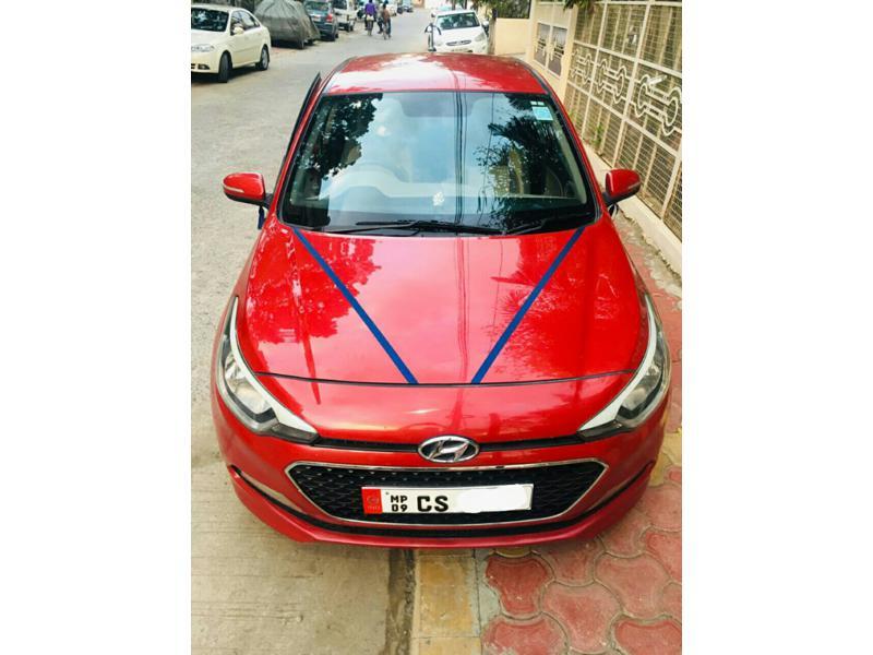 Used 2015 Hyundai Elite i20 Car In Ujjain