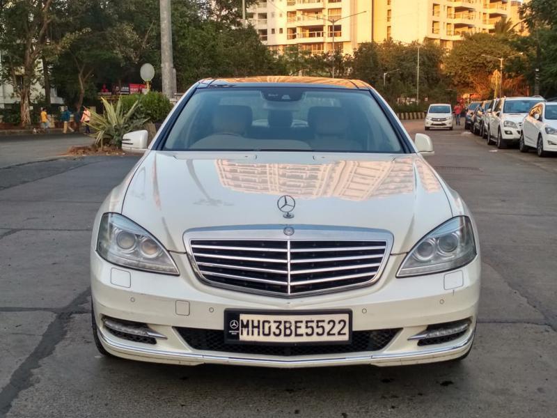 Used 2012 Mercedes Benz S Class Car In Mumbai