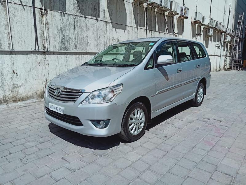 Used 2013 Toyota Innova Car In Thane