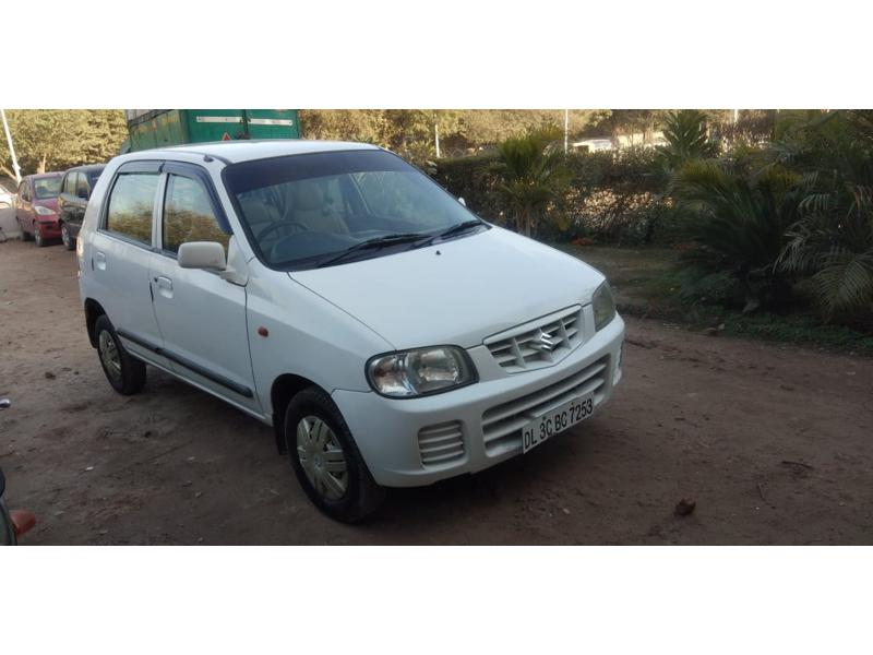 Used 2012 Maruti Suzuki Alto Car In New Delhi