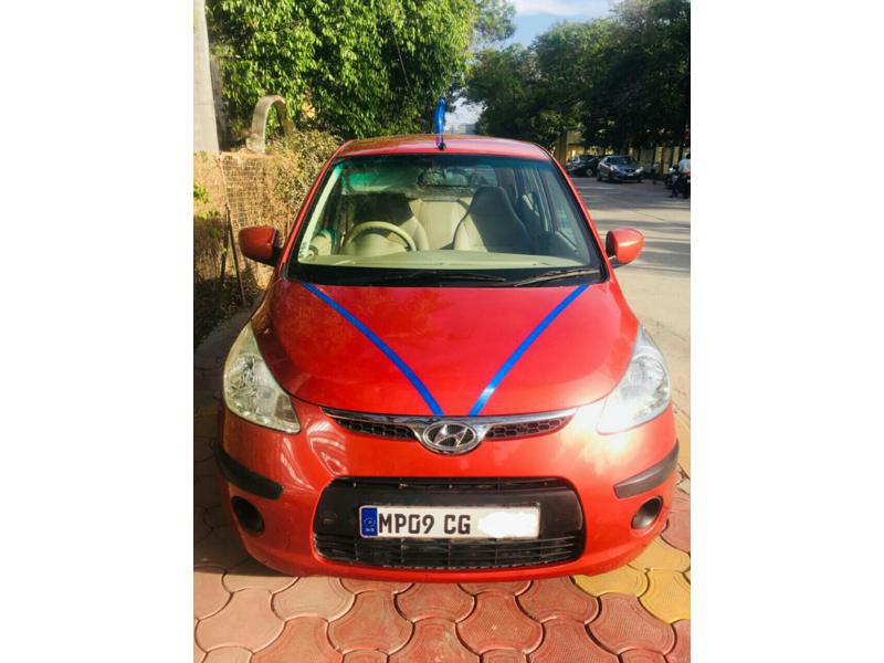 Used 2010 Hyundai i10 Car In Ujjain