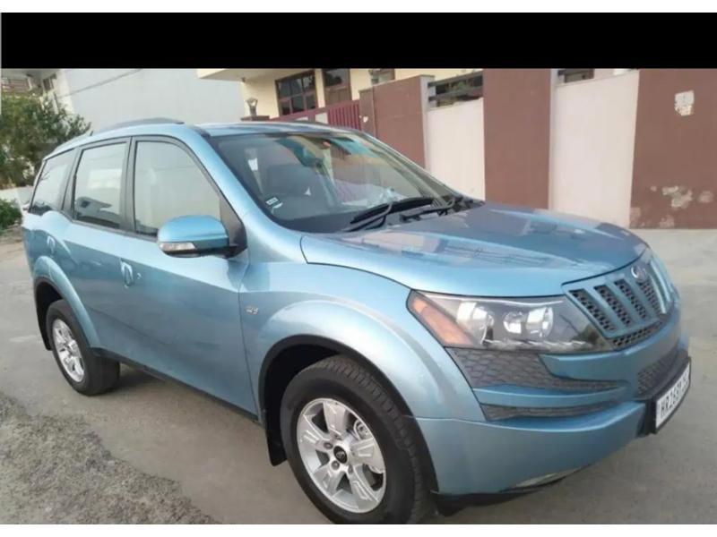Used 2013 Mahindra XUV500 Car In Gurgaon