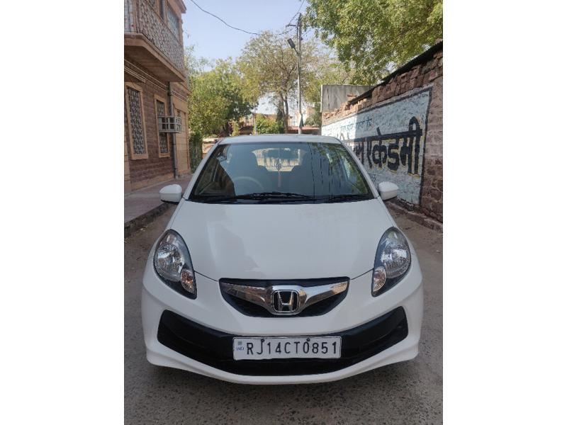 Used 2013 Honda Brio Car In Jodhpur