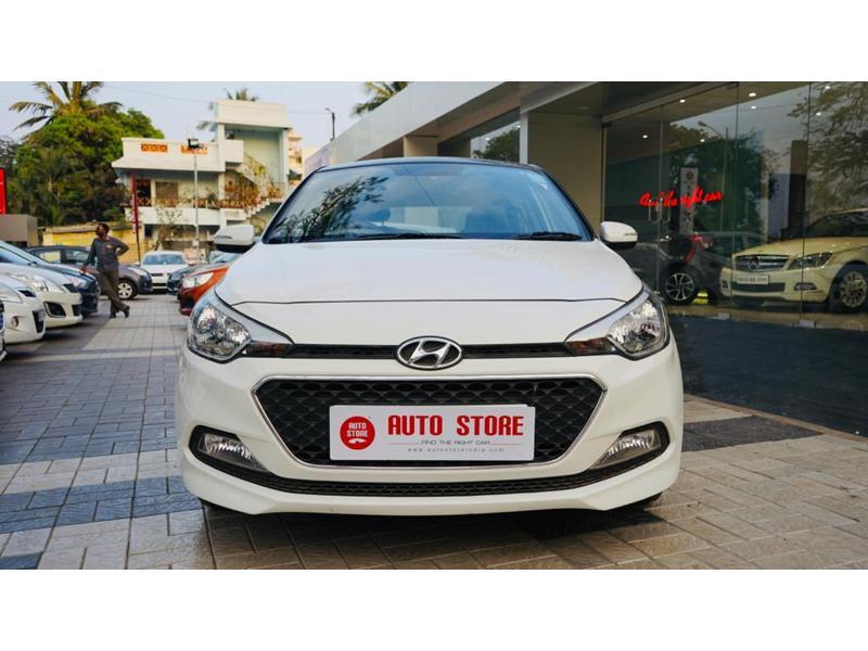 Used 2017 Hyundai Elite i20 Car In Nashik