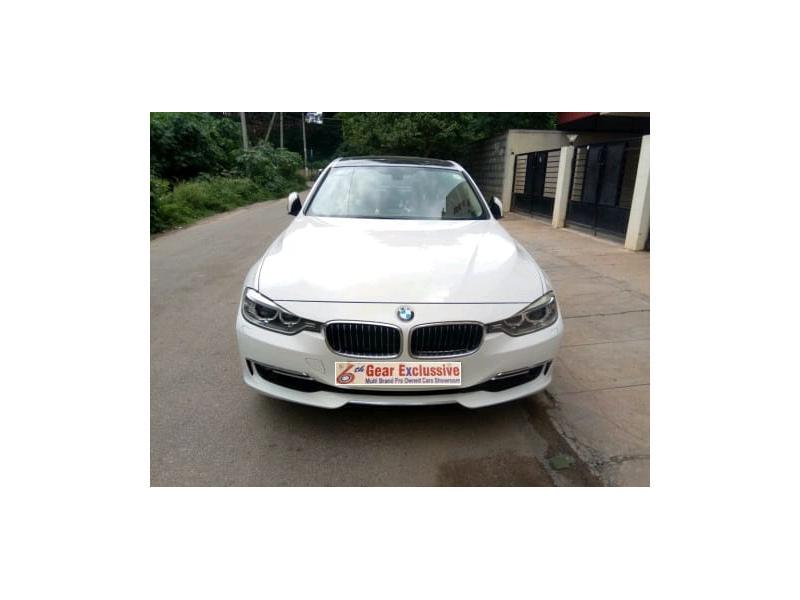 Used 2013 BMW 3 Series Car In Bangalore