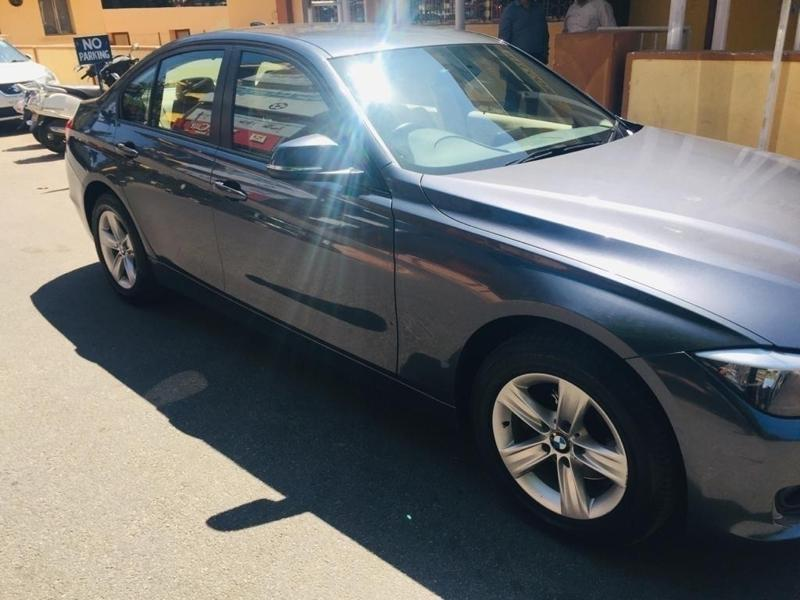 Used 2013 BMW 3 Series Car In Bangalore
