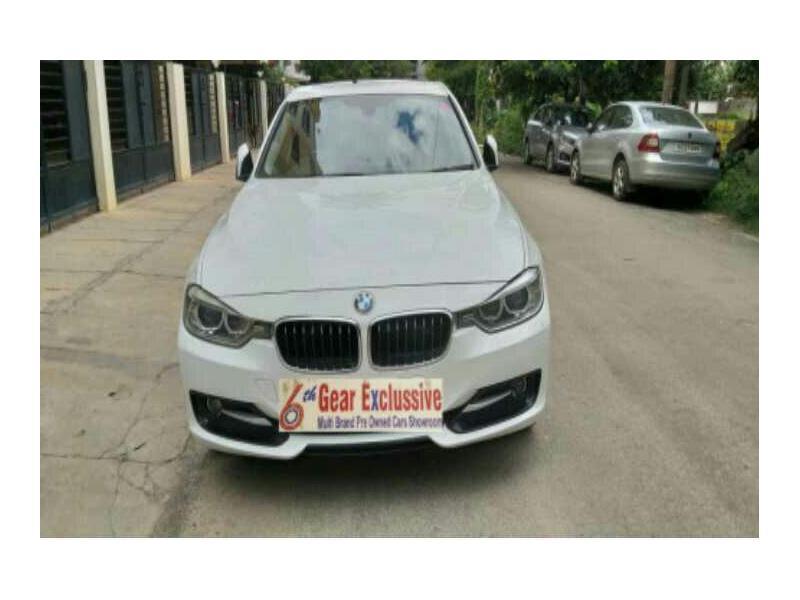 Used 2014 BMW 3 Series Car In Bangalore