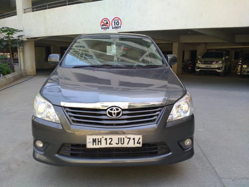 Used 2013 Toyota Innova Car In Pune