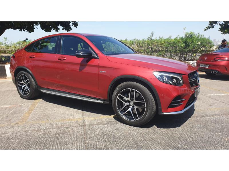 Used 2017 Mercedes Benz GLC Coupe Car In Pune
