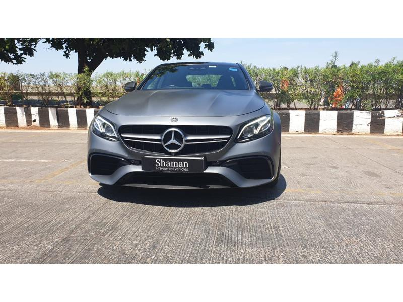 Used 2019 Mercedes Benz E Class Car In Pune