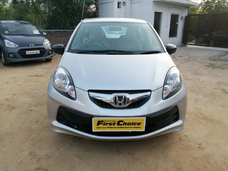 Used 2015 Honda Brio Car In New Delhi