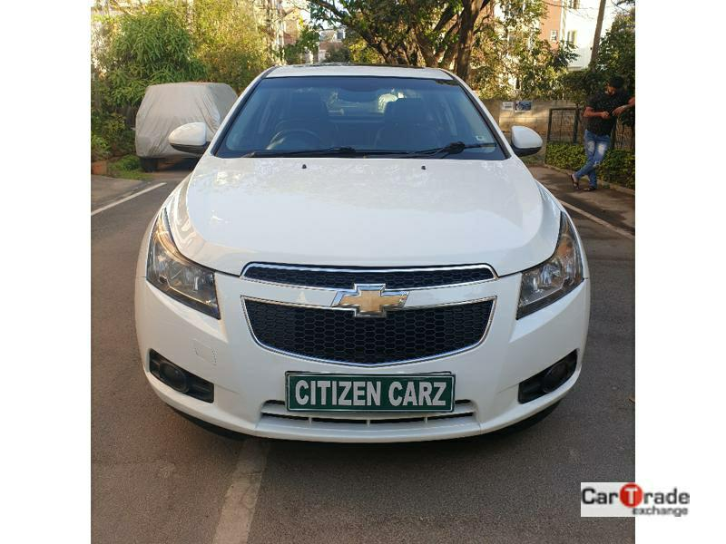Used 2013 Chevrolet Cruze Car In Bangalore