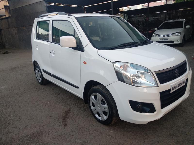 Used 2014 Maruti Suzuki Wagon R 1.0 Car In Shirdi