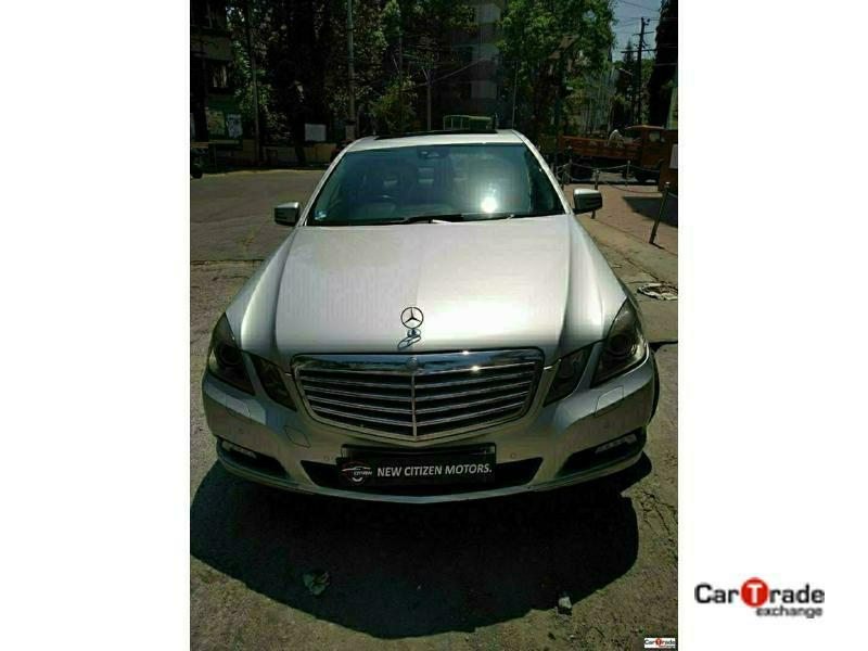 Used 2010 Mercedes Benz E Class Car In Bangalore