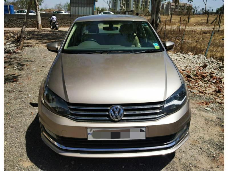 Used 2017 Volkswagen Vento Car In Pune