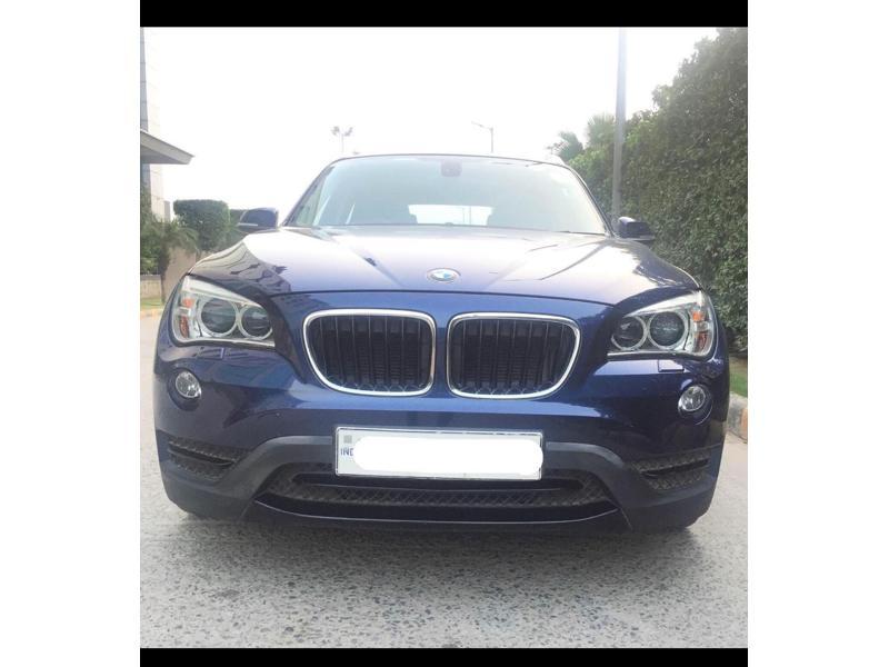 Used 2014 BMW X1 Car In New Delhi