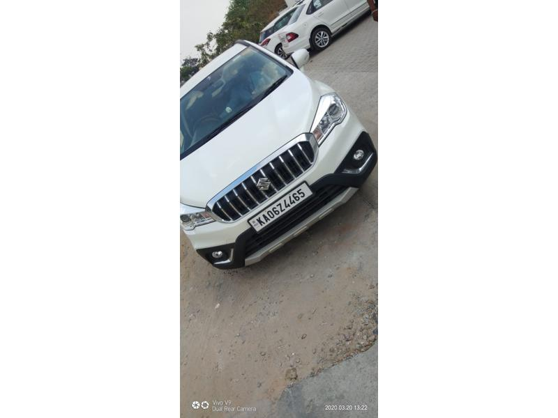 Used 2020 Maruti Suzuki S Cross Car In Bangalore