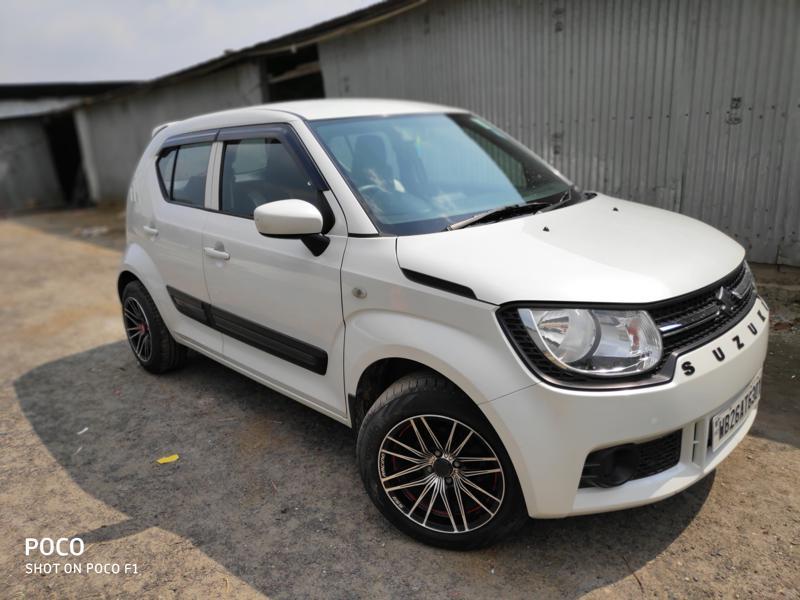 Used 2017 Maruti Suzuki Ignis Car In Siliguri