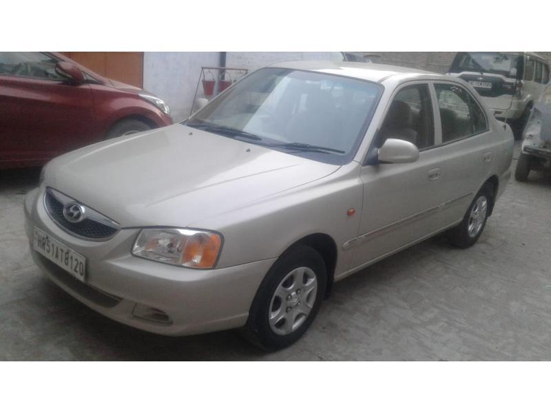 Used 2012 Hyundai Accent Car In Bulandshahar