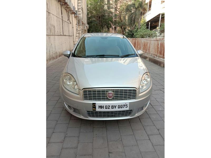 Used 2010 Fiat Linea Car In Thane