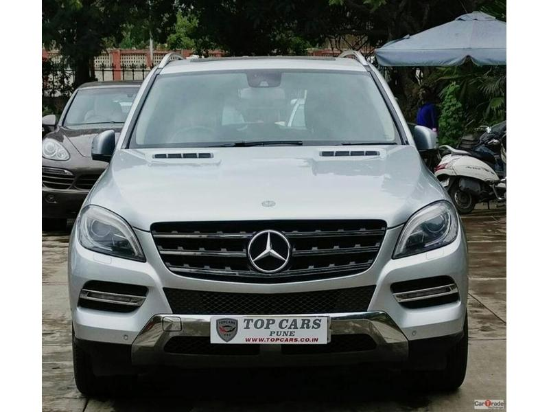 Used 2014 Mercedes Benz M Class Car In Pune