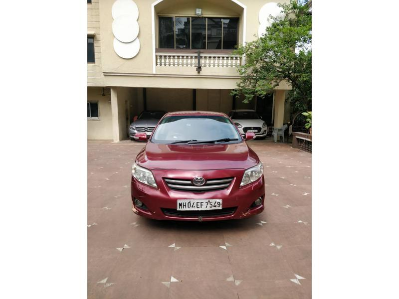 Used 2010 Toyota Corolla Altis Car In Thane