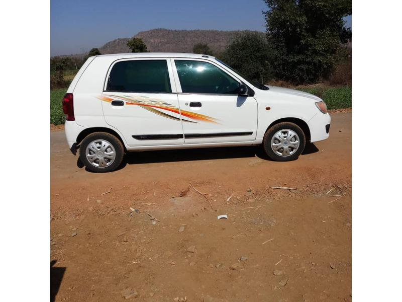 Used 2005 Maruti Suzuki Alto Car In New Delhi