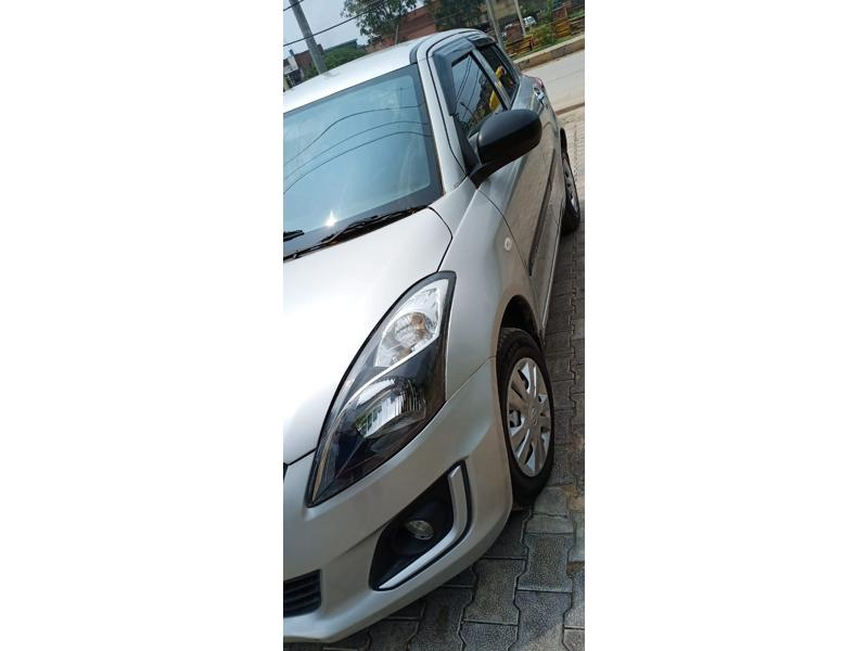 Used 2016 Maruti Suzuki Swift Car In Faridabad