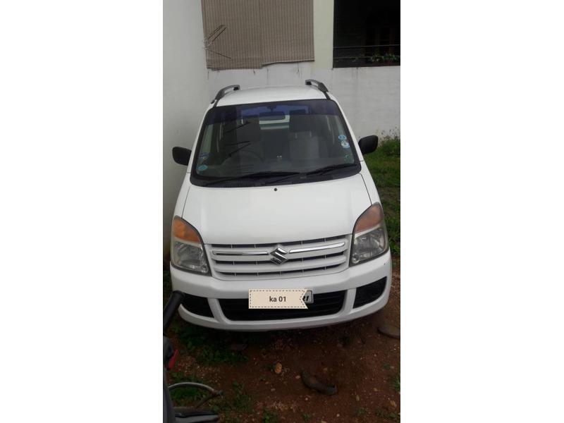Used 2007 Maruti Suzuki Wagon R Car In Mysore