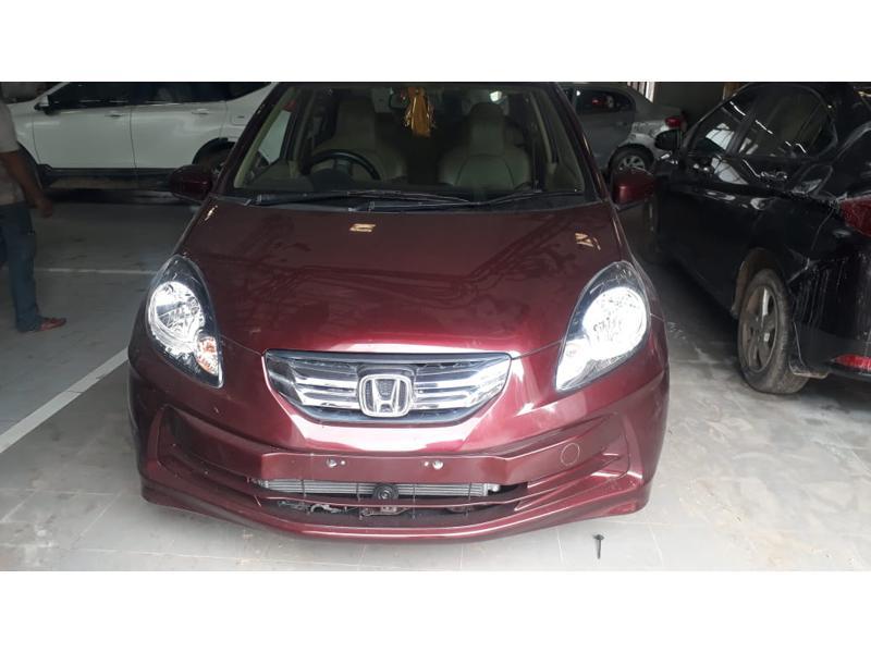 Used 2013 Honda Amaze Car In Agra