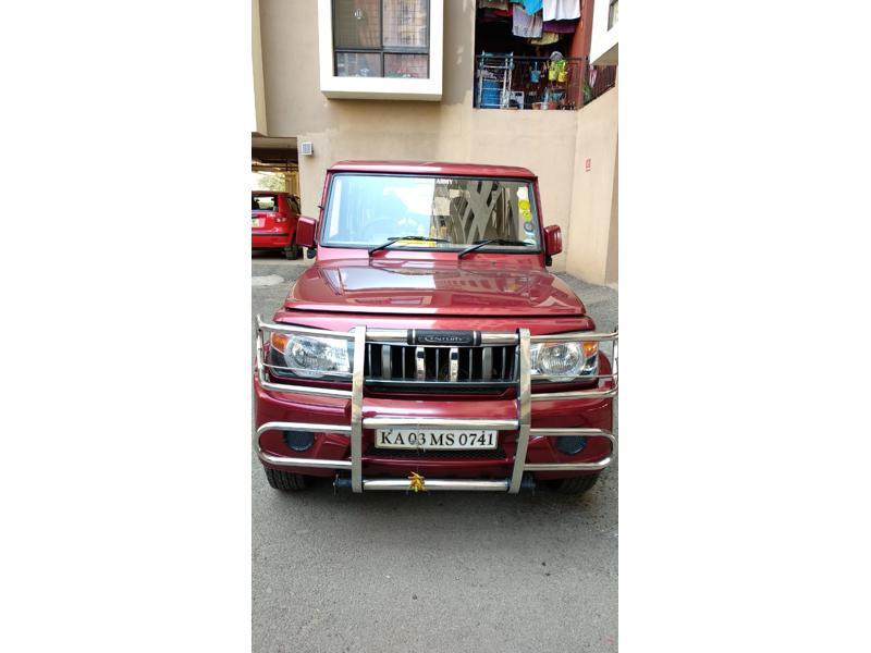 Used 2013 Mahindra Bolero Car In Bangalore