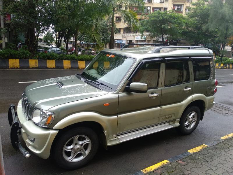 Used 2011 Mahindra Scorpio Car In Mumbai